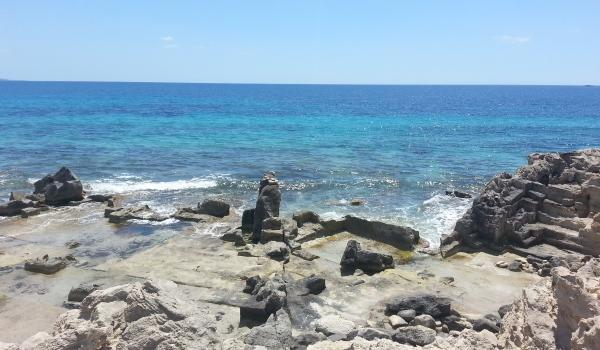 Ibiza Morze