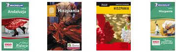 Hiszpania Przewodniki