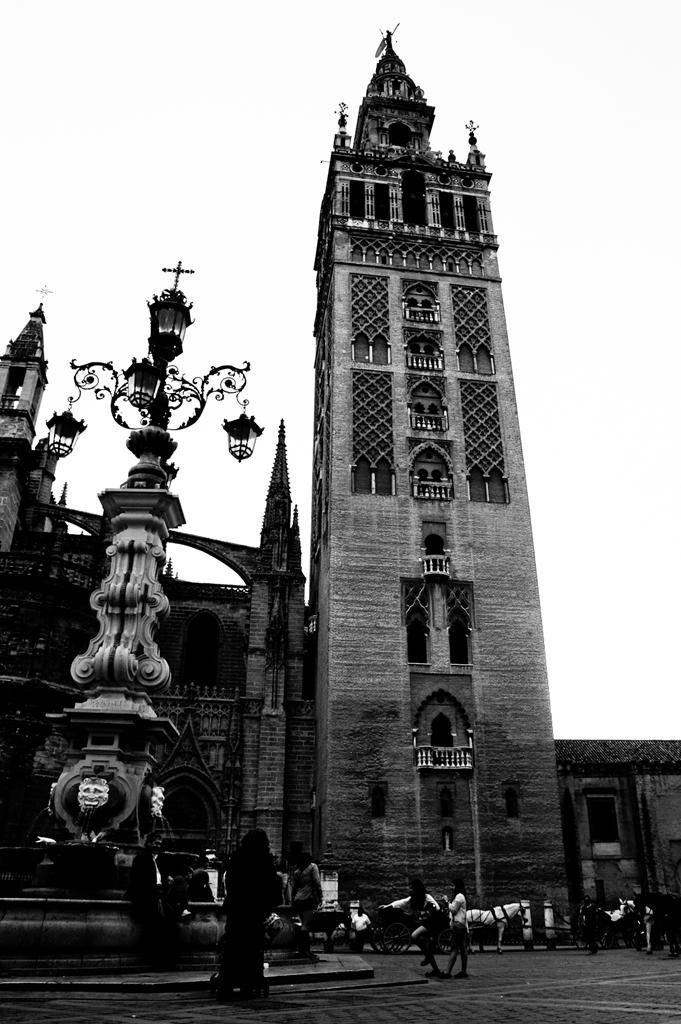 Minaret Sewilla