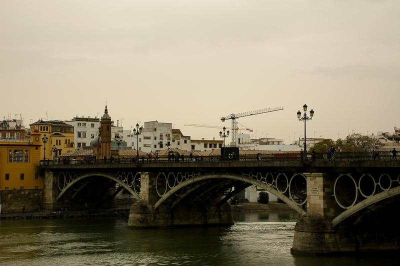 Sewilla Puente de Triana