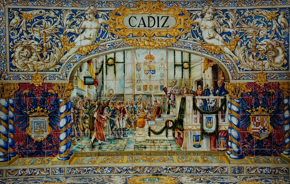 Hiszpańskie azulejos