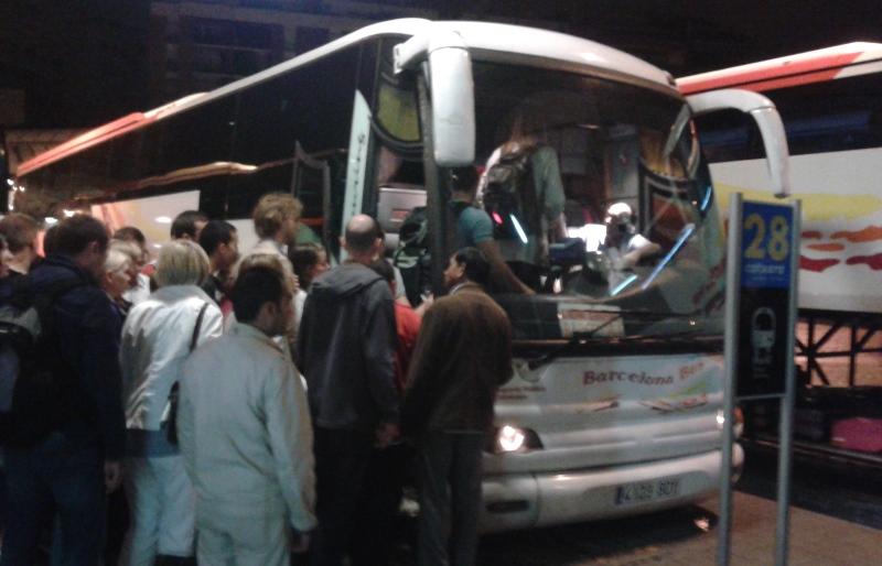 Girona Barcelona Bus
