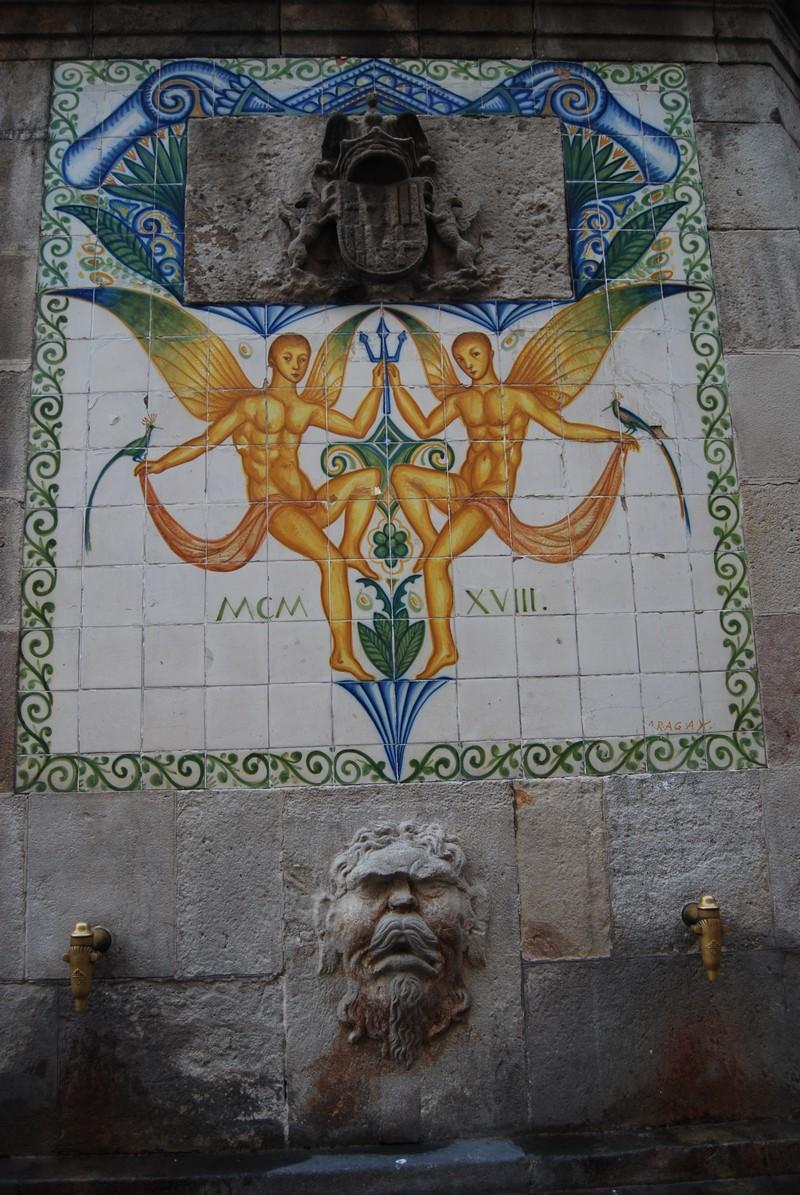 Ściana Barcelona