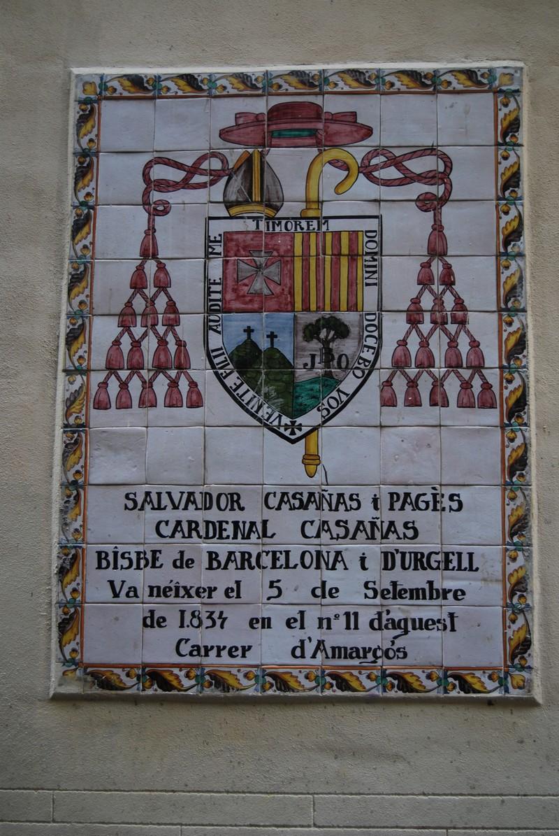 Barcelona Azulejos