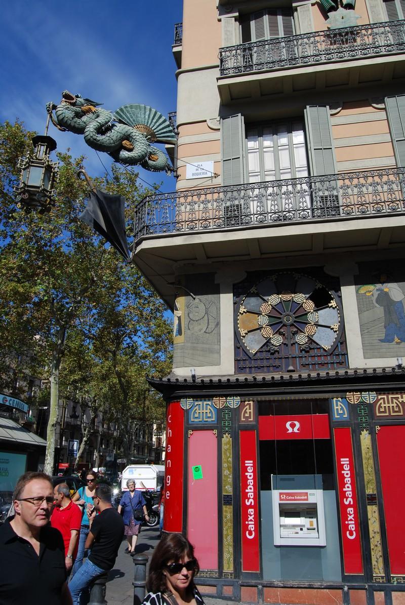 Barcelona Ulica