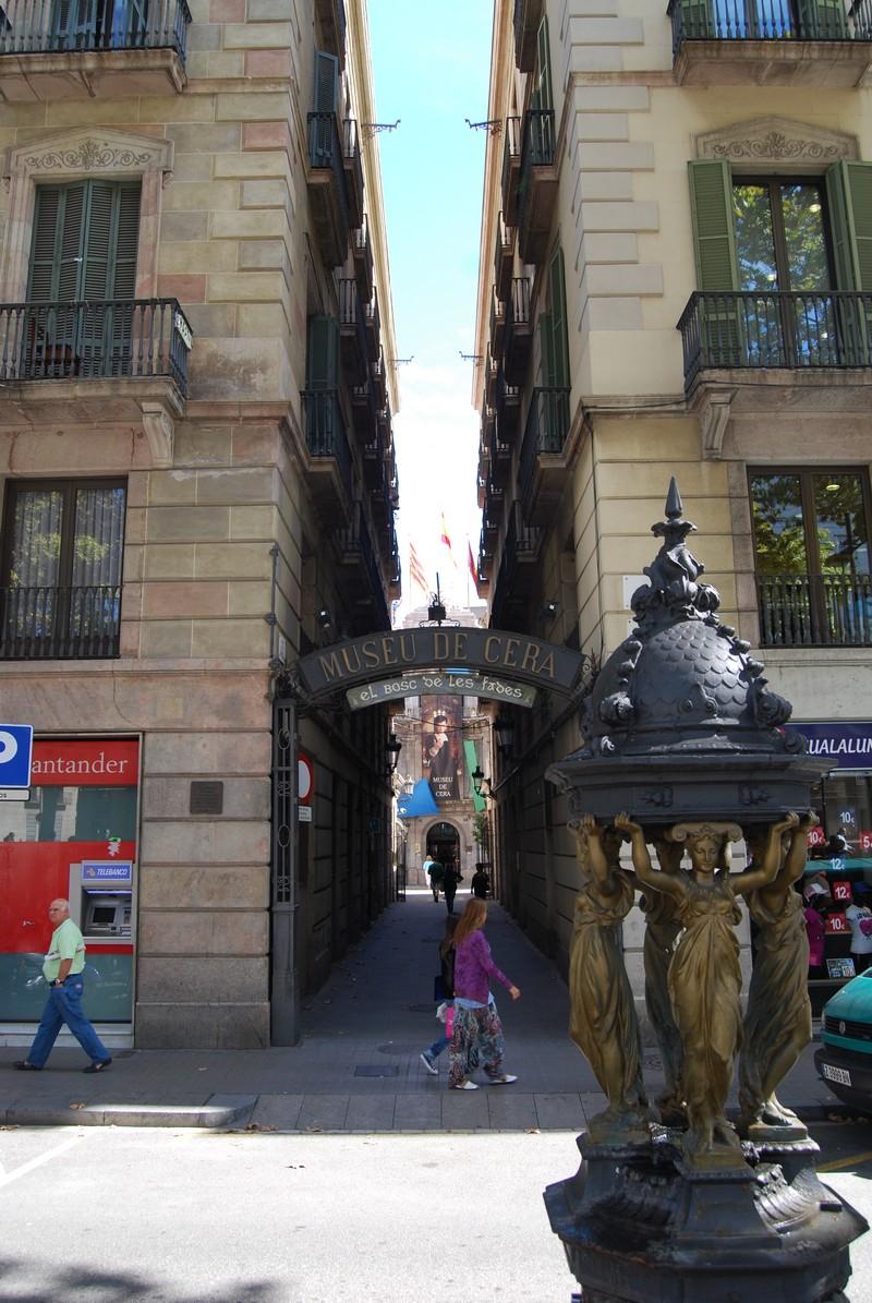 Barcelona Uliczki