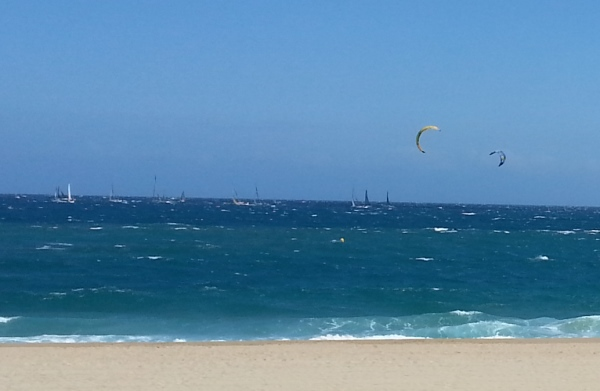 Barcelona Kitesurfing