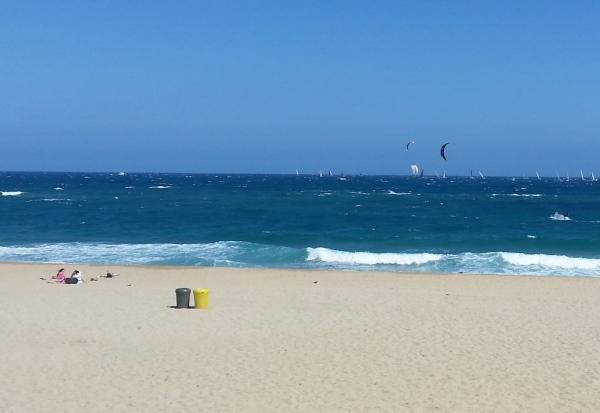 Barcelona - plaża