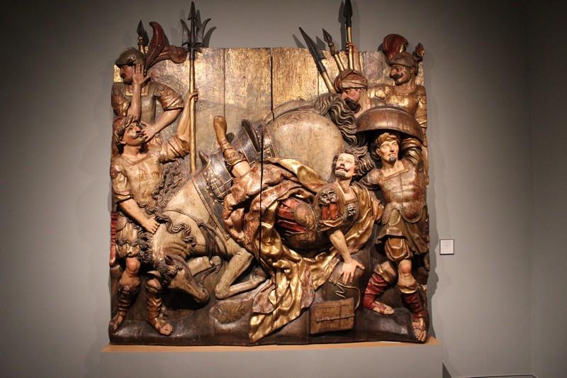 Barcelona - Muzeum Frederic Mares