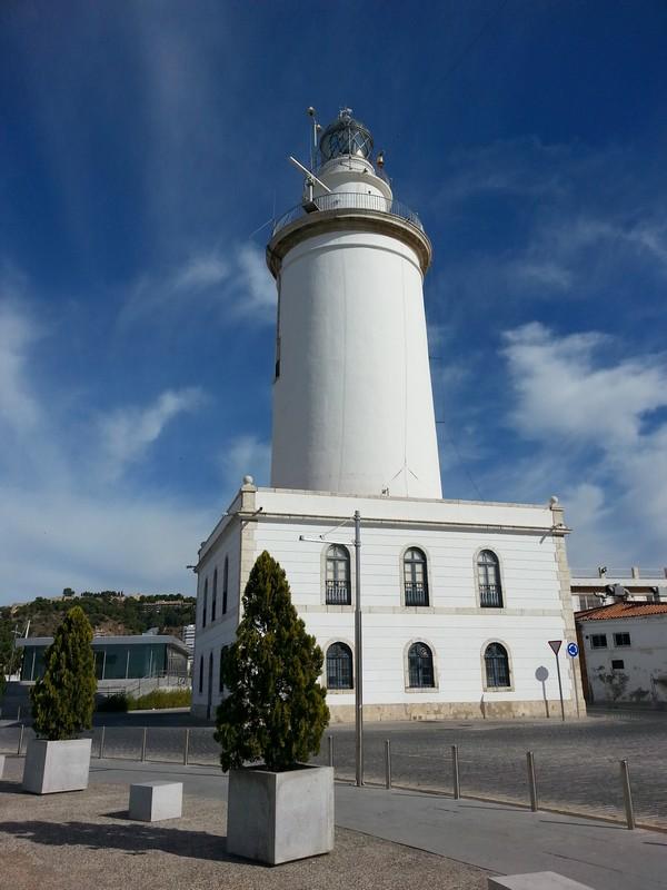 Malaga - Latarnia Morska 1