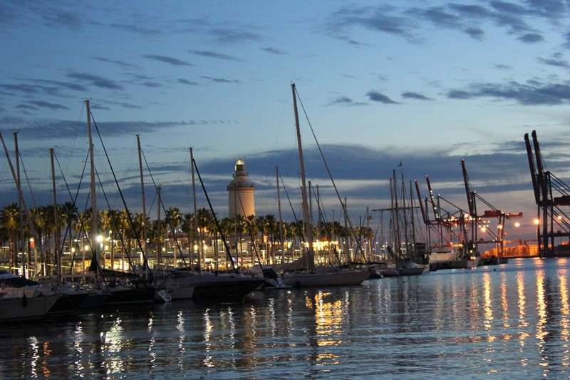 Malaga - Latarnia Morska 5
