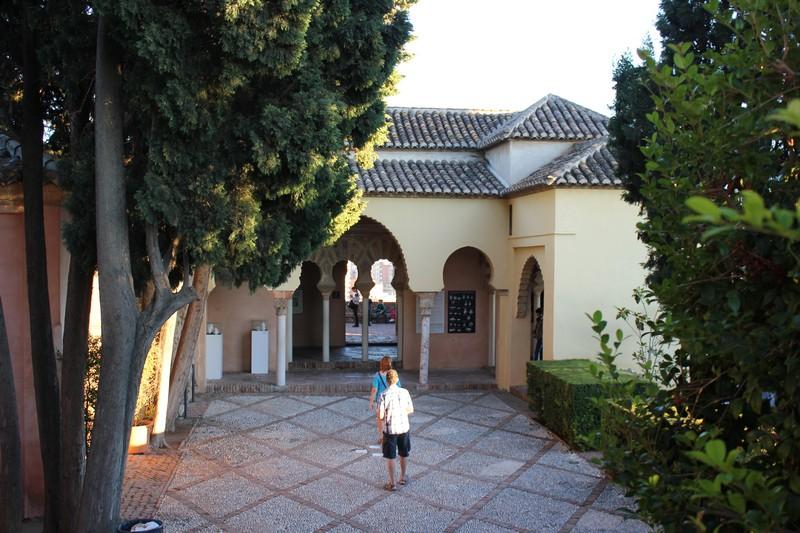 Malaga Alcazaba 01