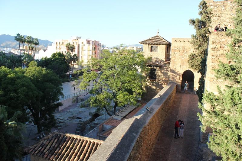Malaga Alcazaba 10