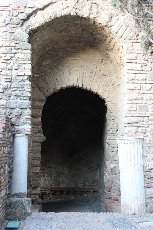 Malaga Alcazaba 48