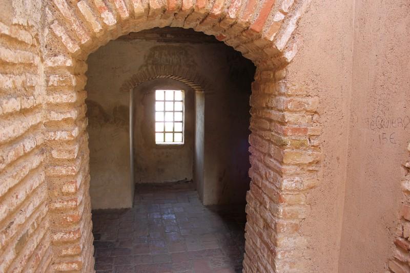 Malaga Zamek Gibralfaro 09