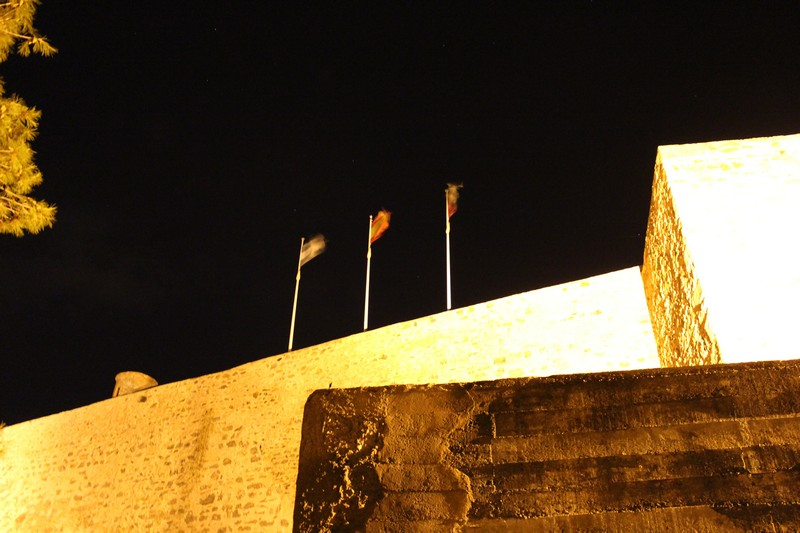 Malaga Zamek Gibralfaro 14