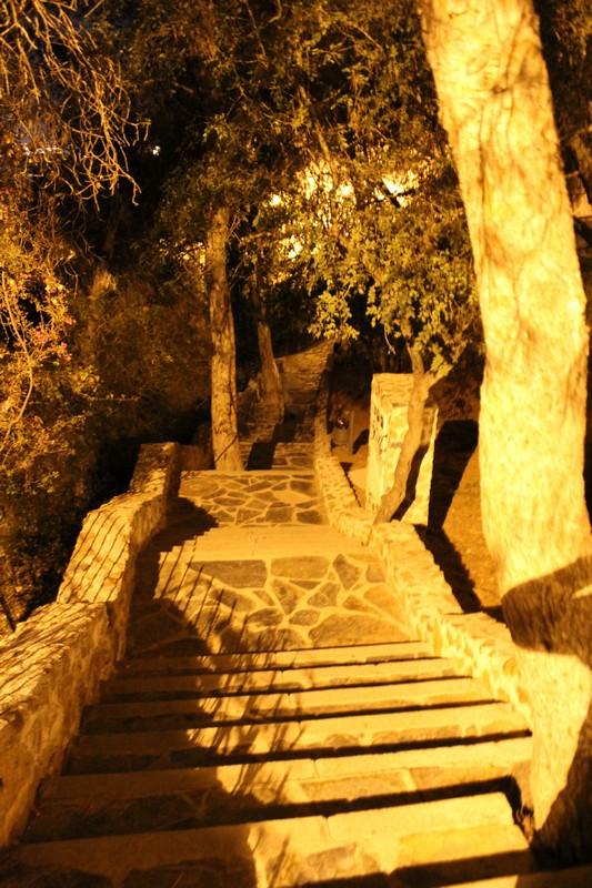Malaga Zamek Gibralfaro 15