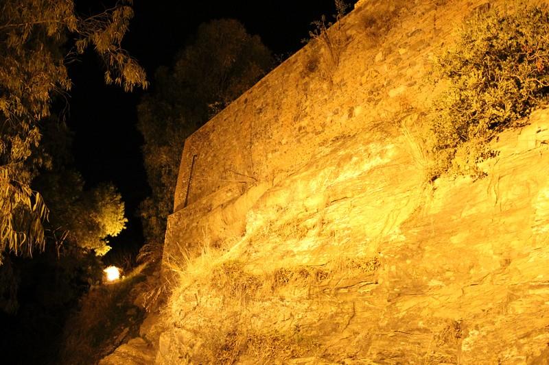 Malaga Zamek Gibralfaro 17