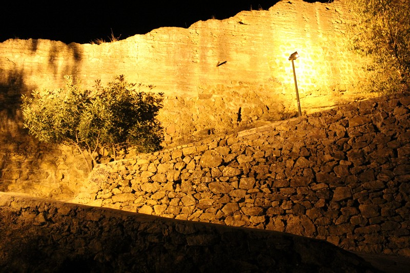 Malaga Zamek Gibralfaro 19