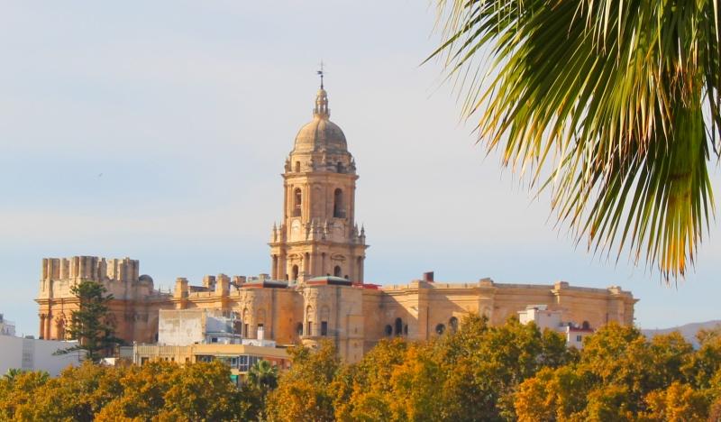 Malaga Katedra 01