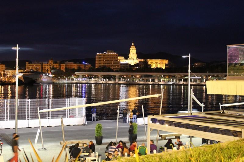 Malaga Muelle Uno 05