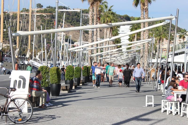 Malaga Muelle Uno 09