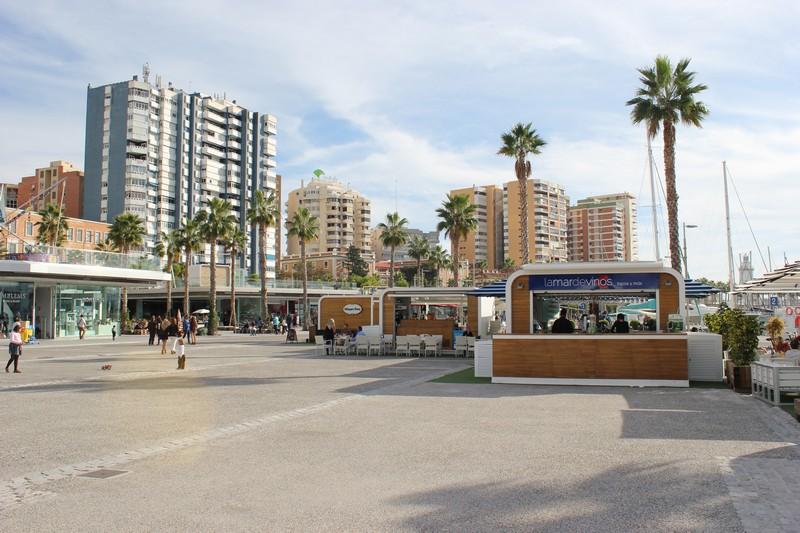 Malaga Muelle Uno 10