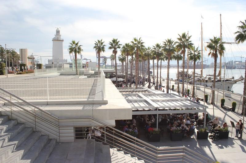 Malaga Muelle Uno 17