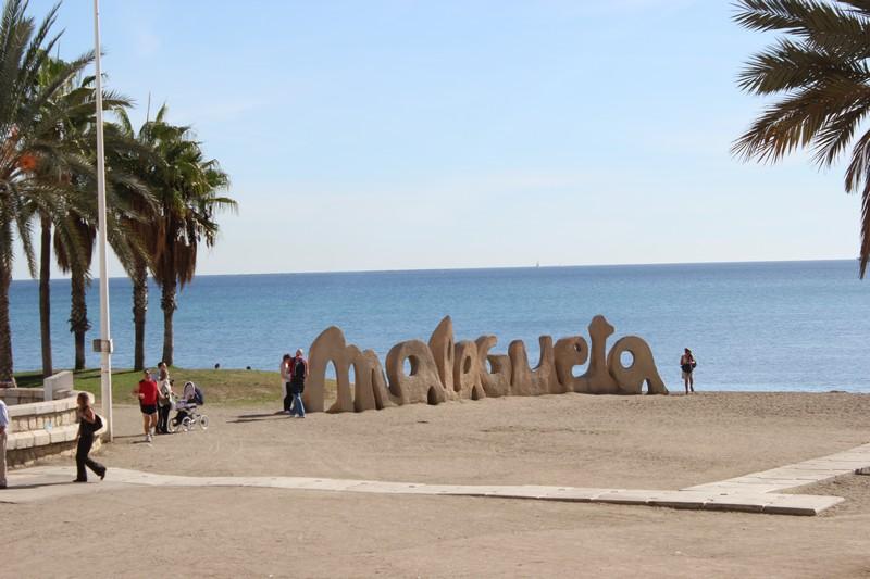 Malaga Plaża Malagueta 06