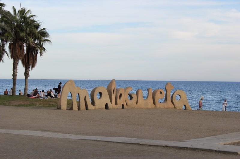 Malaga Plaża Malagueta 10