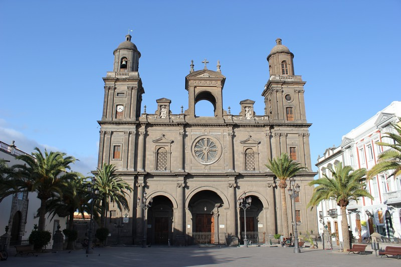 Gran Canaria Katedra Świętej Anny