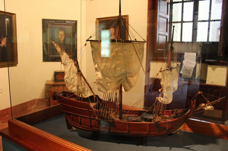 Dom Kolumba na Gran Canarii