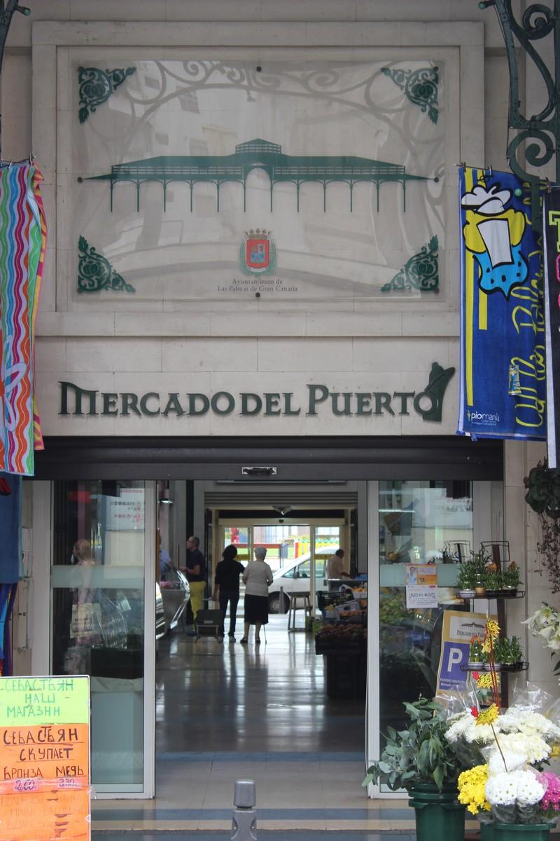 Las Palmas Rynek