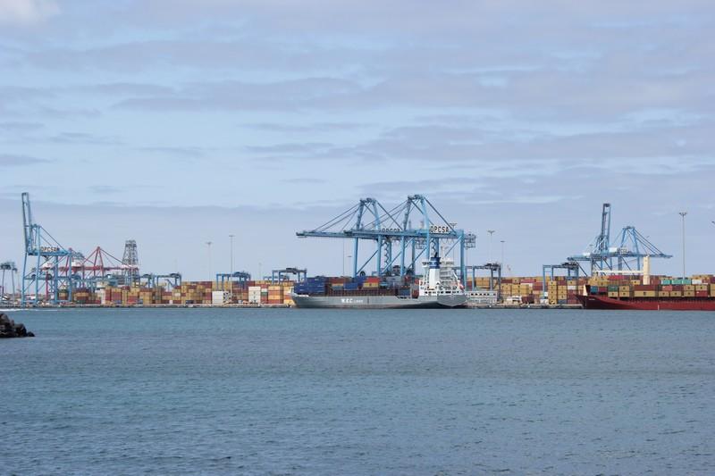 Port Las Palmas de Gran Canaria