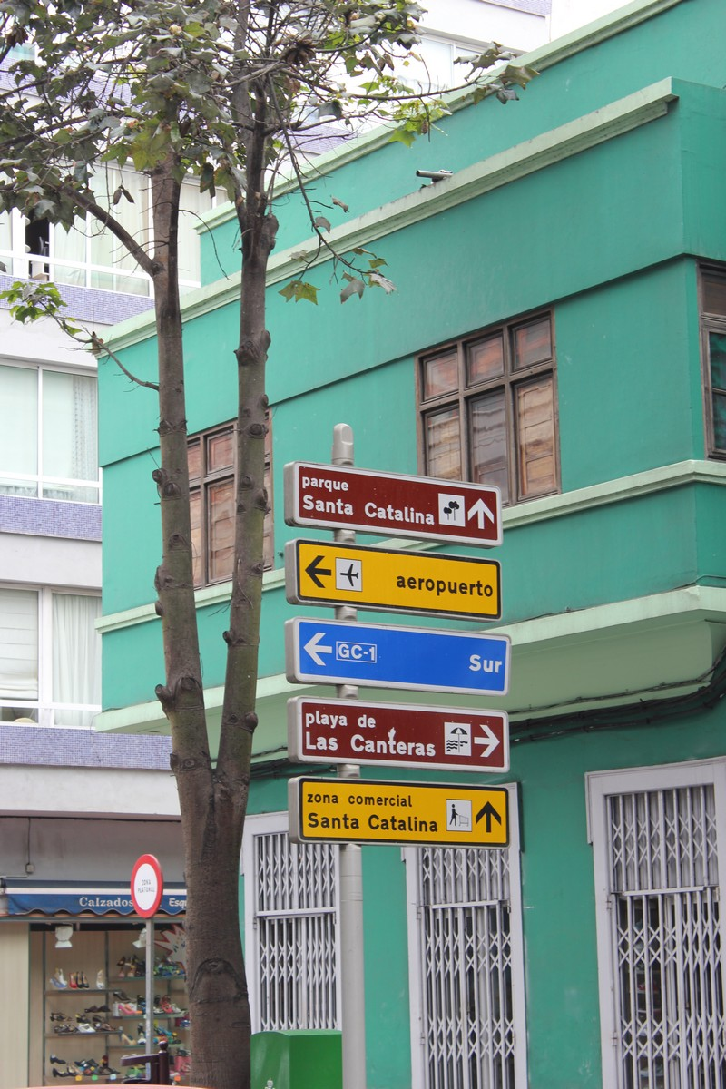 Ulice Las Palmas