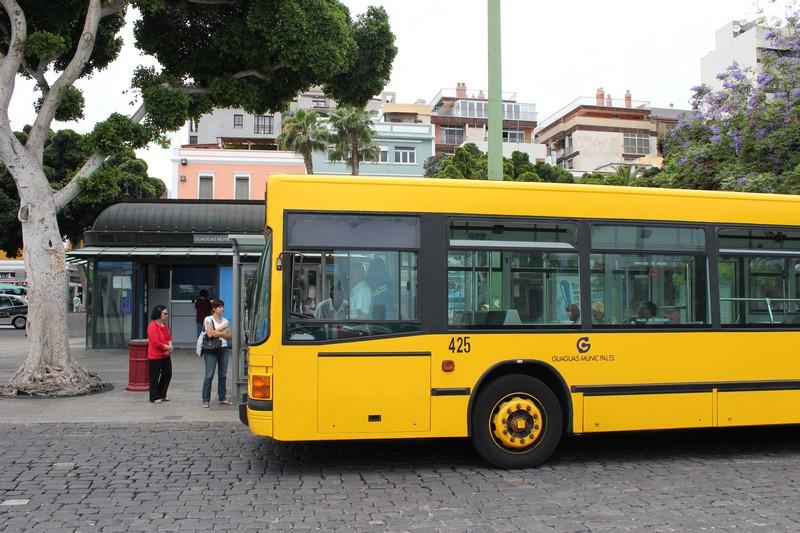 Las Palmas Autobus