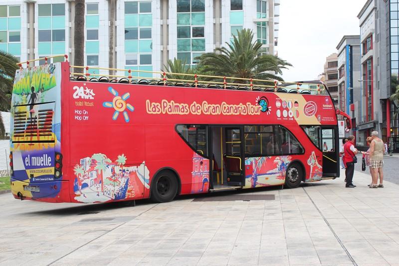 Las Palmas Autobusy