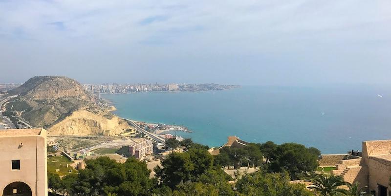 Wakacje Alicante