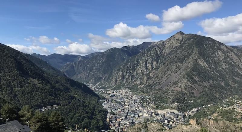 Wakacje Andorra